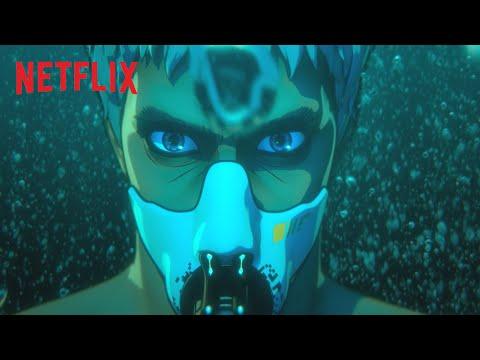 日本主導的 NETFLIX 動畫電影《碳變:義體置換》釋出預告片!