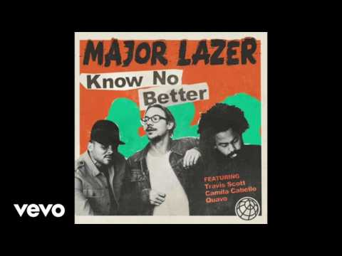 Major Lazer - Know No Better (Official Instrumental) + DL