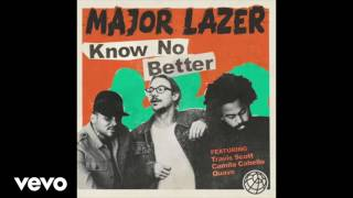 Major Lazer - Know No Better (Official Instrumental) + DL