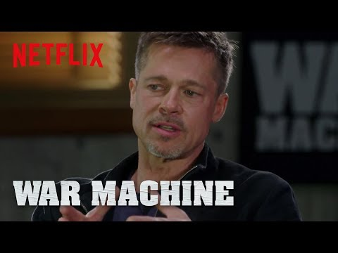 War Machine (Featurette 'Inside War Machine')