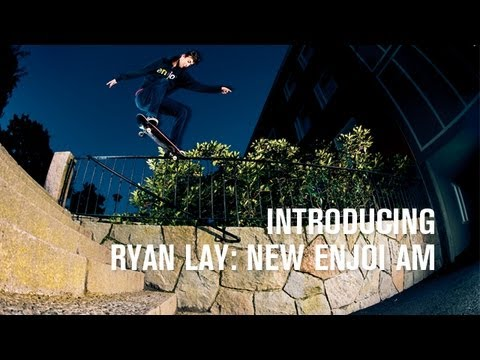 Ryan Lay Welcome To enjoi Part - TransWorld SKATEboarding