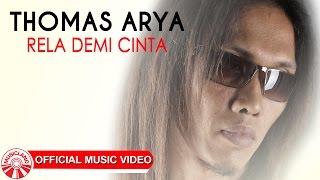 Lirik Lagu dan Chord Kunci Gitar Thomas Arya - Rela Demi Cinta