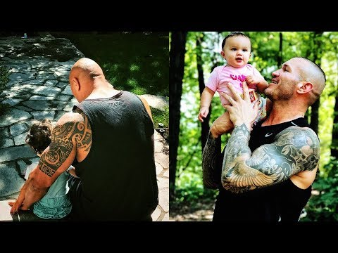 WWE Superstars and Their Children 2018