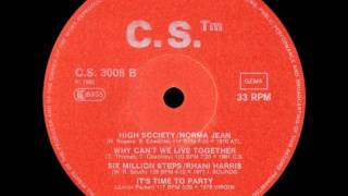 Timmy Thomas   Why Can't We Live Together ( Mike Anthony) CStm Disco Remix