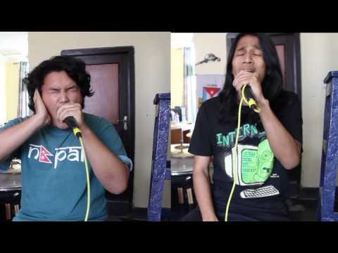 The HAARP Machine - Esoteric Agenda (dual vocal cover)