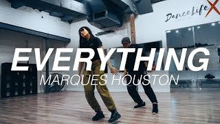 RnB Choreo with Jefferson Perico - Everything by Marques Houston