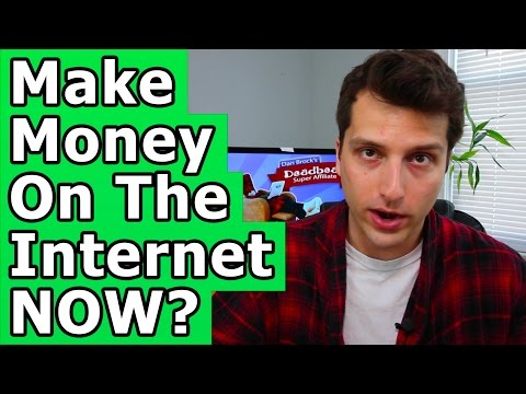 The Best Time to Make Money On The Internet?