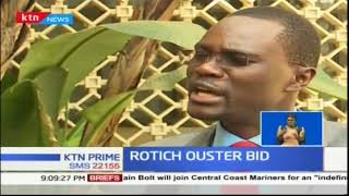 Lawmakers accuse Rotich of alleged involvement in the recently unearthed Ruaraka land scandal
