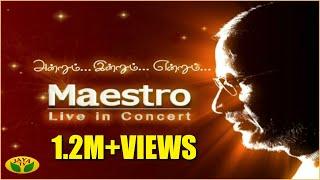 இளையராஜாவின் பிரமாண்ட இசை நிகழ்ச்சி Part - 2 | Andrum Indrum Endrum Maestro Ilayaraja | Jaya TV HD