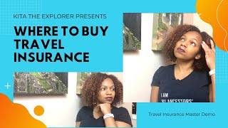 Where to Buy Travel Insurance   Travel Insurance Master Demo