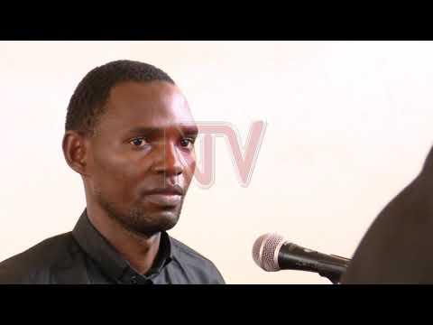 Omwawule Isaac Mwesigwa asimbiddwa mu kkooti