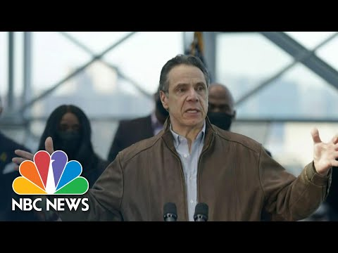 Gov. Cuomo Defiant As Calls To Resign Mount | NBC Nightly News
