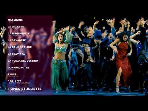 Le meilleur du Royal Opera House au cinéma