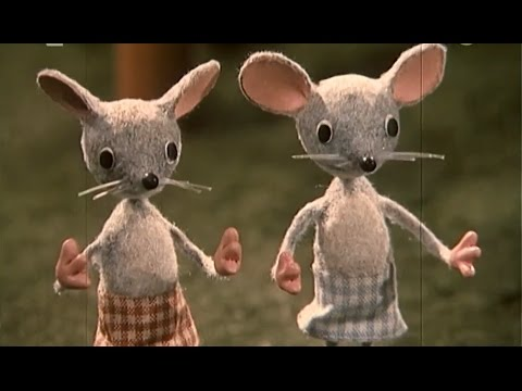 Náš les - Myšky Elišky