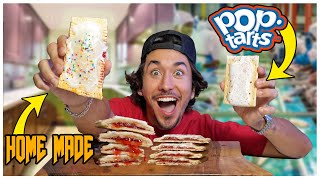 I Followed POP TART Recipes AT HOME... (Taste Test)
