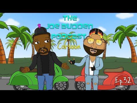 Scooter Boyz   The Joe Budden Podcast Cartoon