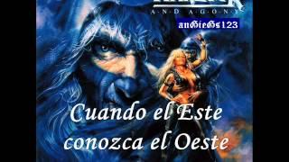 Doro y Warlock East Meets West Subtitulado (Lyrics)