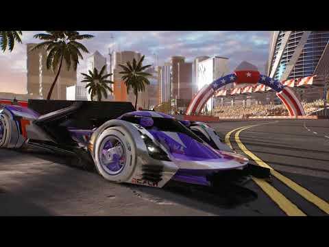 Видео № 0 из игры Xenon Racer [NSwitch]
