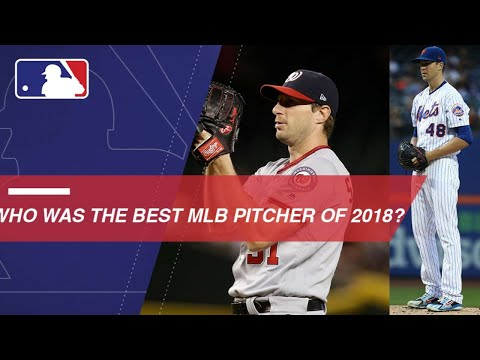Who was MLB's best pitcher of 2018?