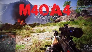 preview picture of video 'BF4 sniper montage (M4OA5)'