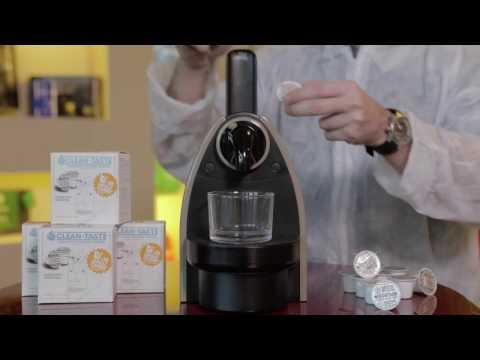 Nespresso Maschinen Reiniger Kapseln - CLEANTASTE