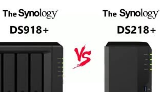 Synology DiskStation NAS DS918+ 4-Bay (4GB RAM)