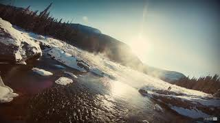 Winter Alberta Backcountry - FPV Cinematic