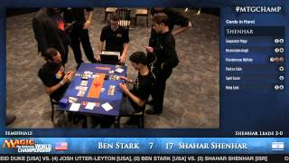 2013 Magic World Championship Semifinals