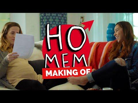 MAKING OF - HOMEM