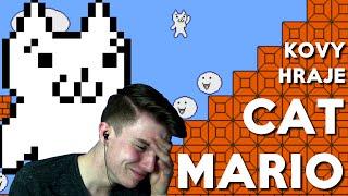 Cat Mario - Záchvaty vzteku | Hra, která ničí zdraví!
