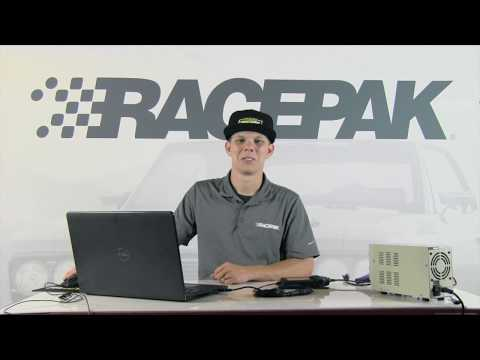 Programming Racepak To Record Off Of Engine RPM