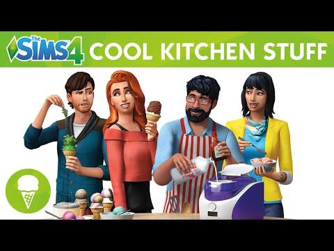 The Sims 4 Cool Kitchen Stuff Dlc Origin Key Global Kaufen Eneba