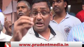 GOA FORWARD PROTESTS AT ALL ELECTRICITY DEPARTMENTS