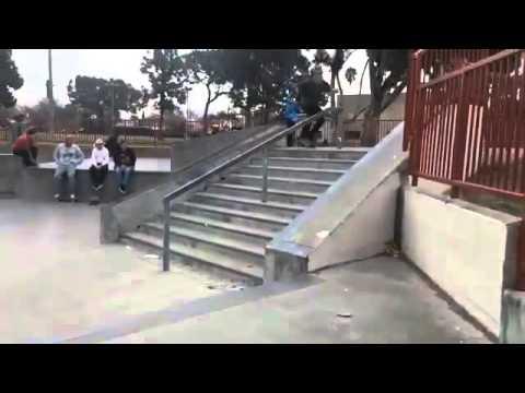 David Branom Board slide Palo