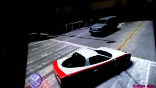 GTA 4 Токийский дрифт