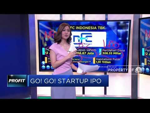 Go! Go! Startup IPO