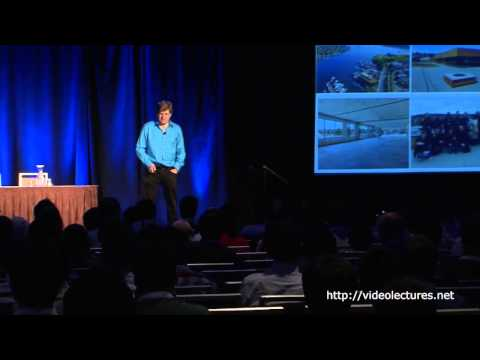 KDD Keynote: The Battle for the Future of Data Mining Thumbnail
