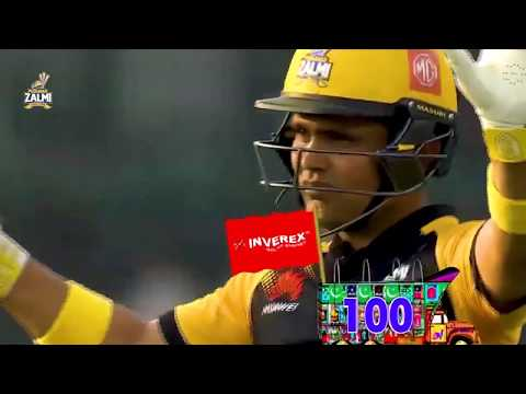 Zalmi bounce back strongly against Gladiators | 22 Feb 2020 | HBL PSL 2020