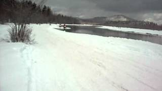 preview picture of video 'skidoo snowmobile speculator ny'