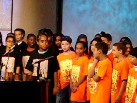 PS22 Chorus - Good Morning America - Joseph n Nick Behind The Scenes