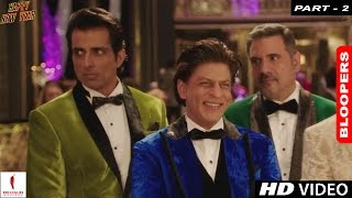 Happy New Year - A Farah Khan Film   Bloopers (Part 2)
