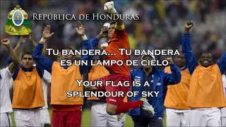 "National Anthem of Honduras ‒ ""Himno Nacional de Honduras"" (English Subtitles)"