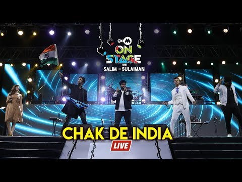 Chak De India | Salim Sulaiman Live | 9XM On Stage