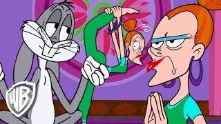 Looney Tunes en Français | Bugs fait du yoga | WB Kids
