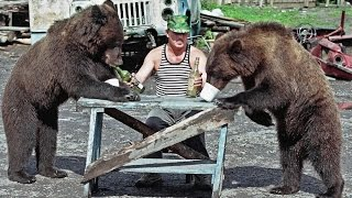 Only in Russia  - Crazy Russian People