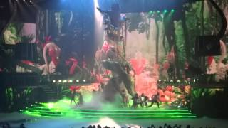 Britney Spears Toxic live in Las Vegas (October 17, 2015)