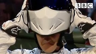 The Stig is REVEALED! | Top Gear - BBC
