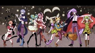 [MMD]  Trick And Treat - Happy Halloween! ~ Miku & Kaito[English Subbed]