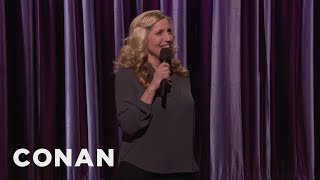 Laurie Kilmartin Stand-Up 06/08/17 - CONAN on TBS