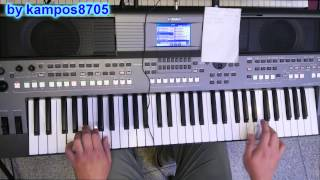 DJ's Styles Yamaha PSR-S670 1080p